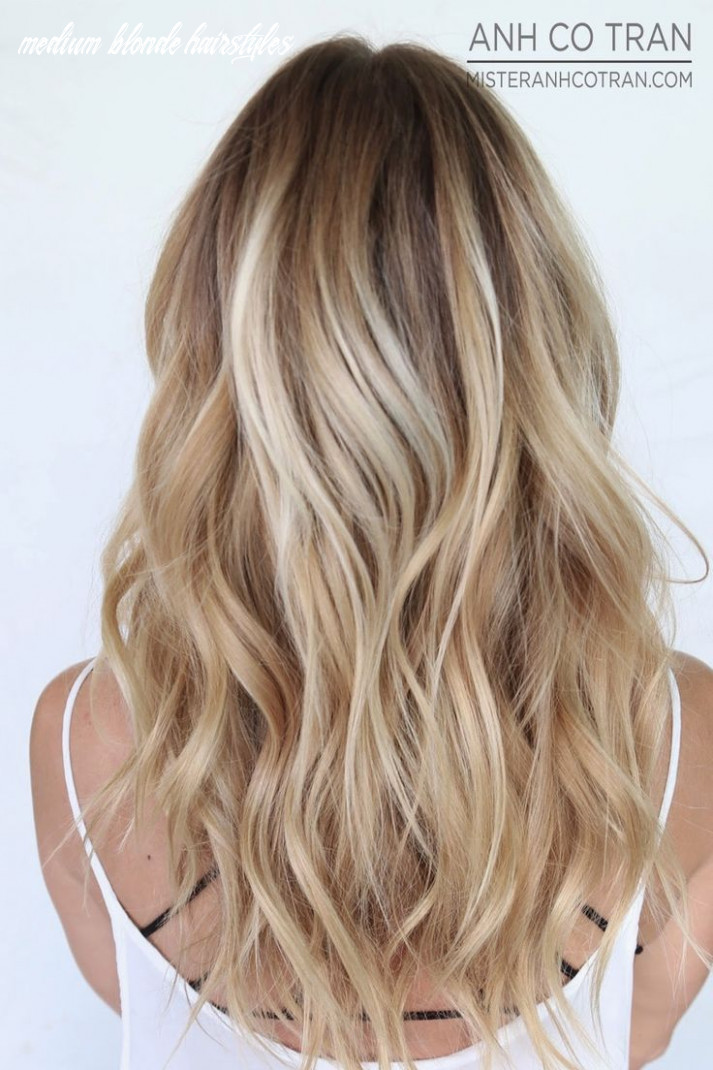 10 Things To Avoid In Medium Blonde Hairstyles | medium blonde ...