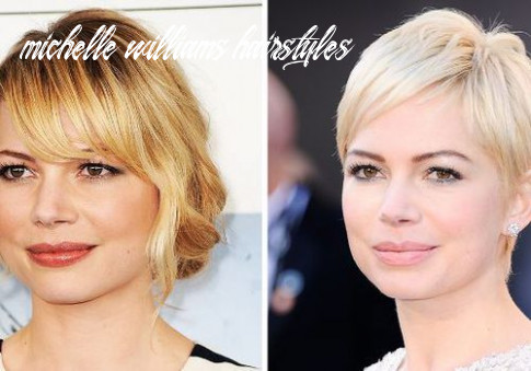 10 times michelle williams was the ultimate hair muse michelle williams hairstyles