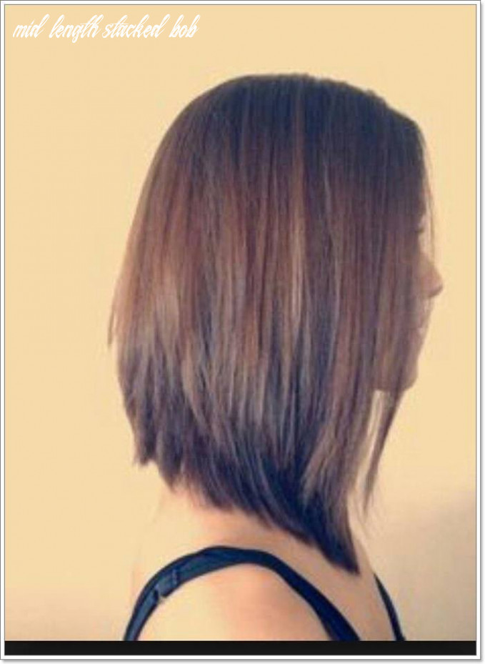 10 ways to rock a stacked bob haircut for women of all ages mid length stacked bob
