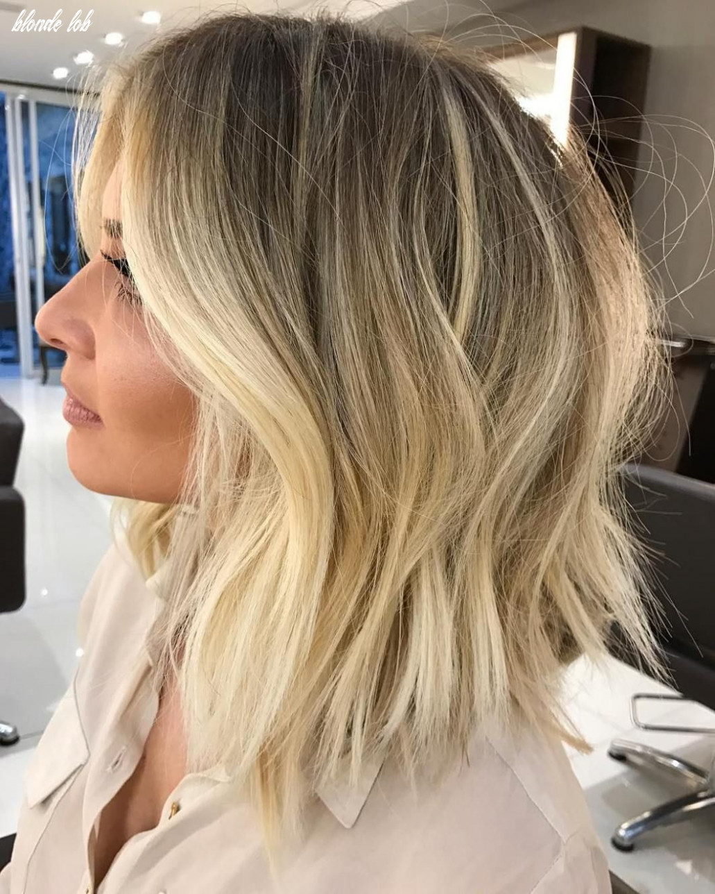 11 Banging Blonde Bob and Blonde Lob Hairstyles (With images ...