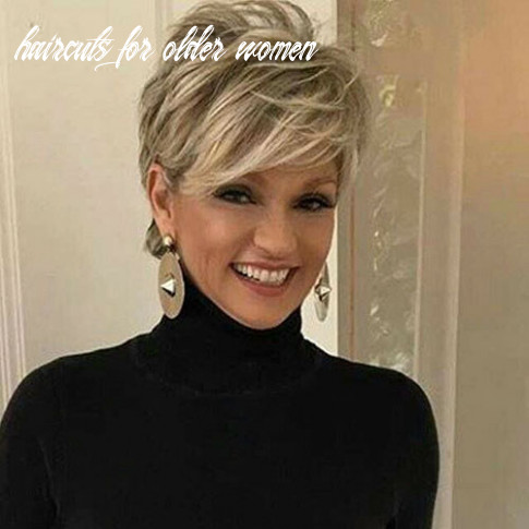 11 Beautiful Pixie Cuts for Older Women – Latest Haircuts