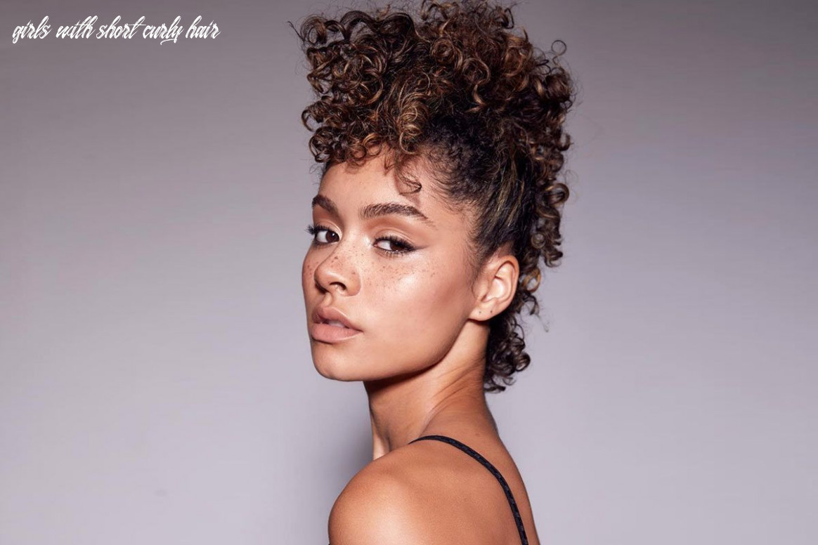 11 beloved short curly hairstyles for women of any age