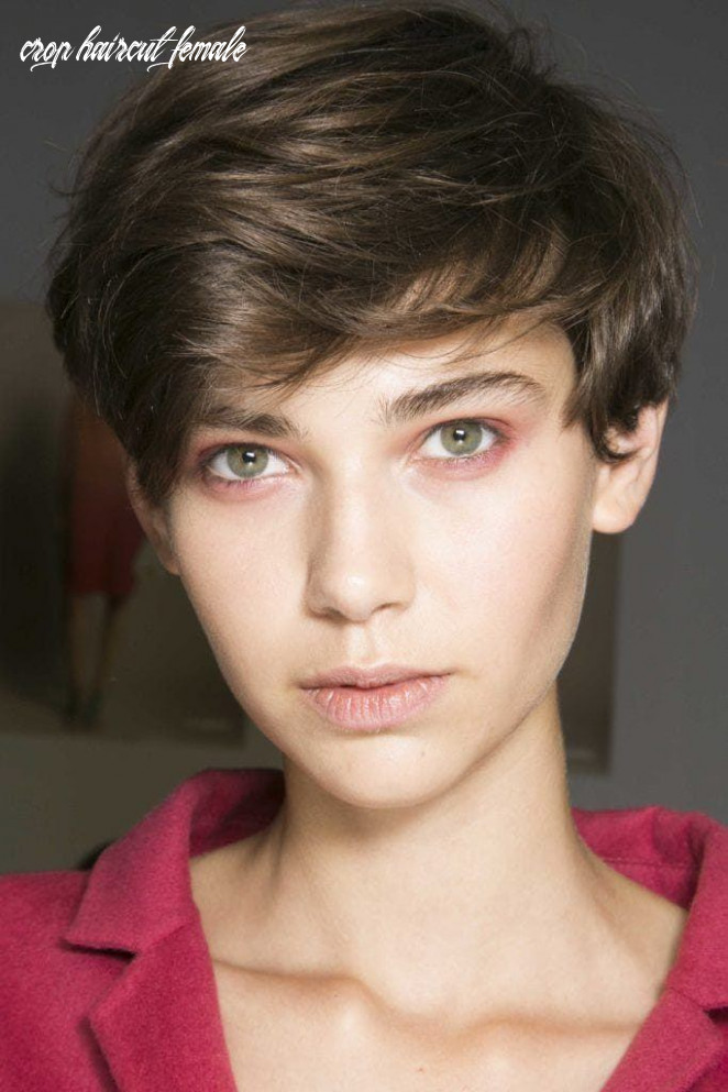 11 best cropped haircuts and hairstyles for women crop haircut female