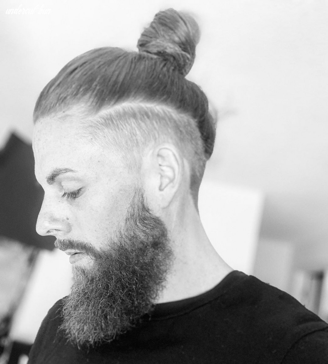 11 best man bun undercut hairstyles in 11 next luxury undercut bun
