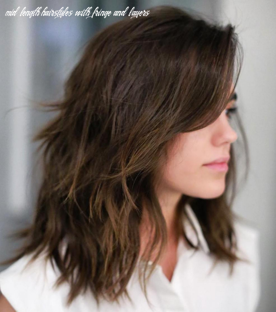 11 best medium length layered haircuts in 11 hair adviser mid length hairstyles with fringe and layers