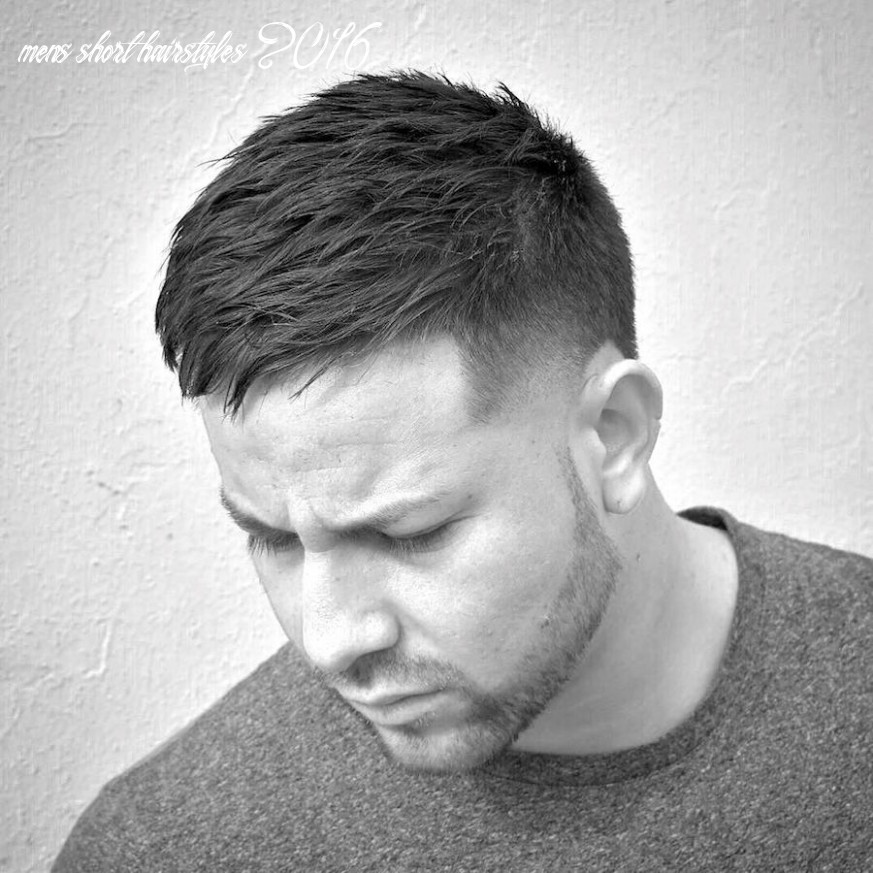 11 best short haircuts for men 11 - Hairstyle Man