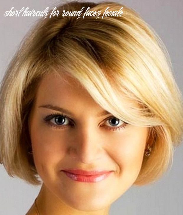 11 best short haircuts for women with round faces short haircuts for round faces female