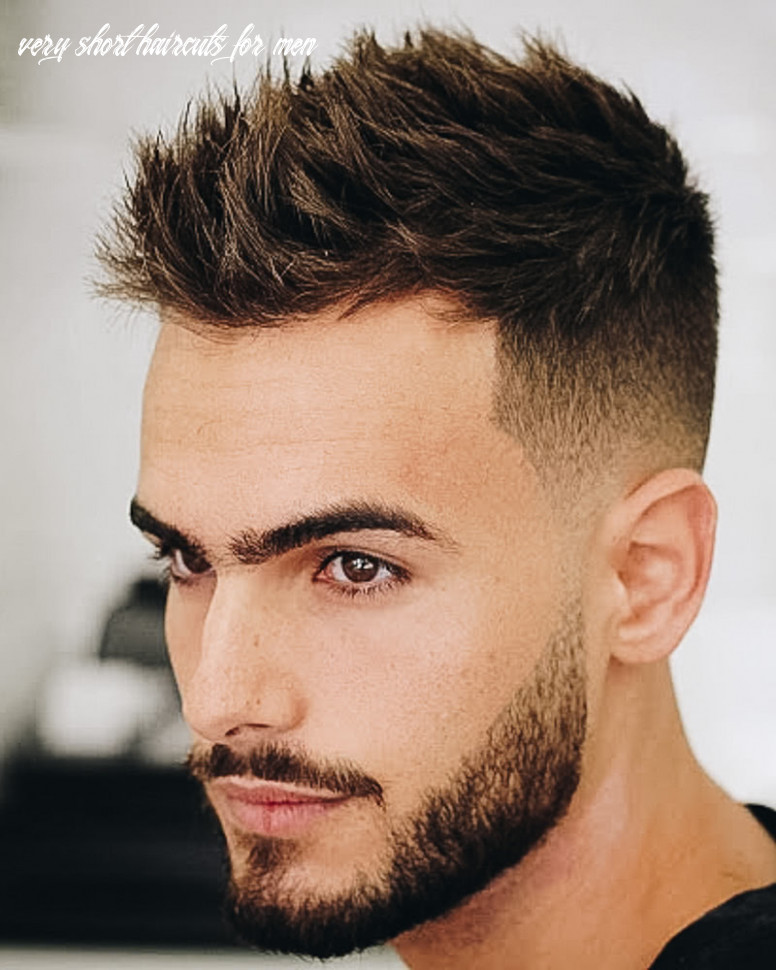 11 Best Short Haircuts: Men's Short Hairstyles Guide With Photos ...