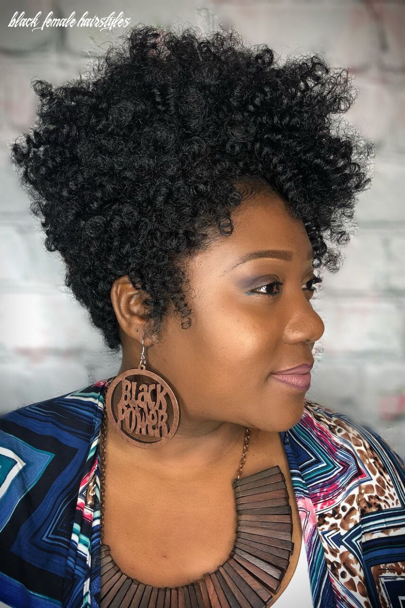 11 best short hairstyles for black women natural and relaxed