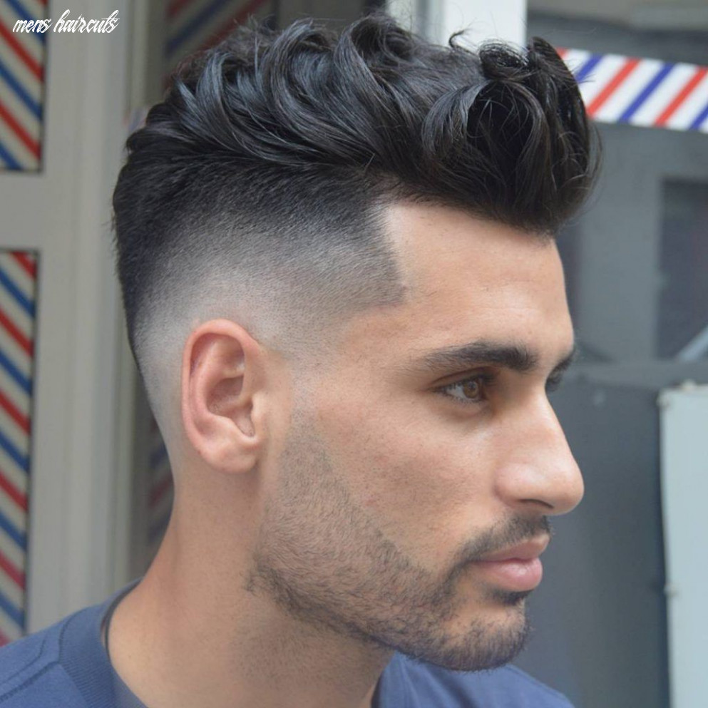11+ Best Stylish 11 Mens Haircuts - Hairstyles Magazine