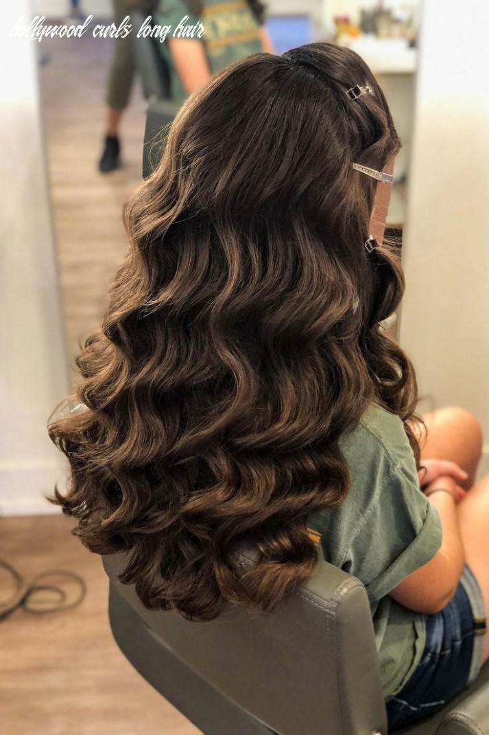 11 bewitching long brown hairstyles and haircuts | hair waves