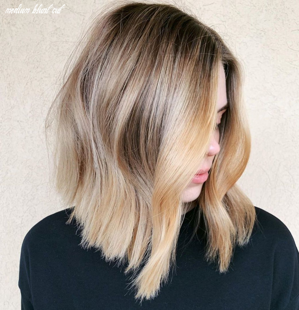 11 blunt cuts and blunt bobs that are dominating in 11 hair