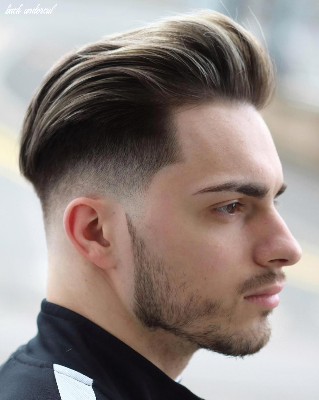 11 brilliant disconnected undercut examples how to guide back undercut