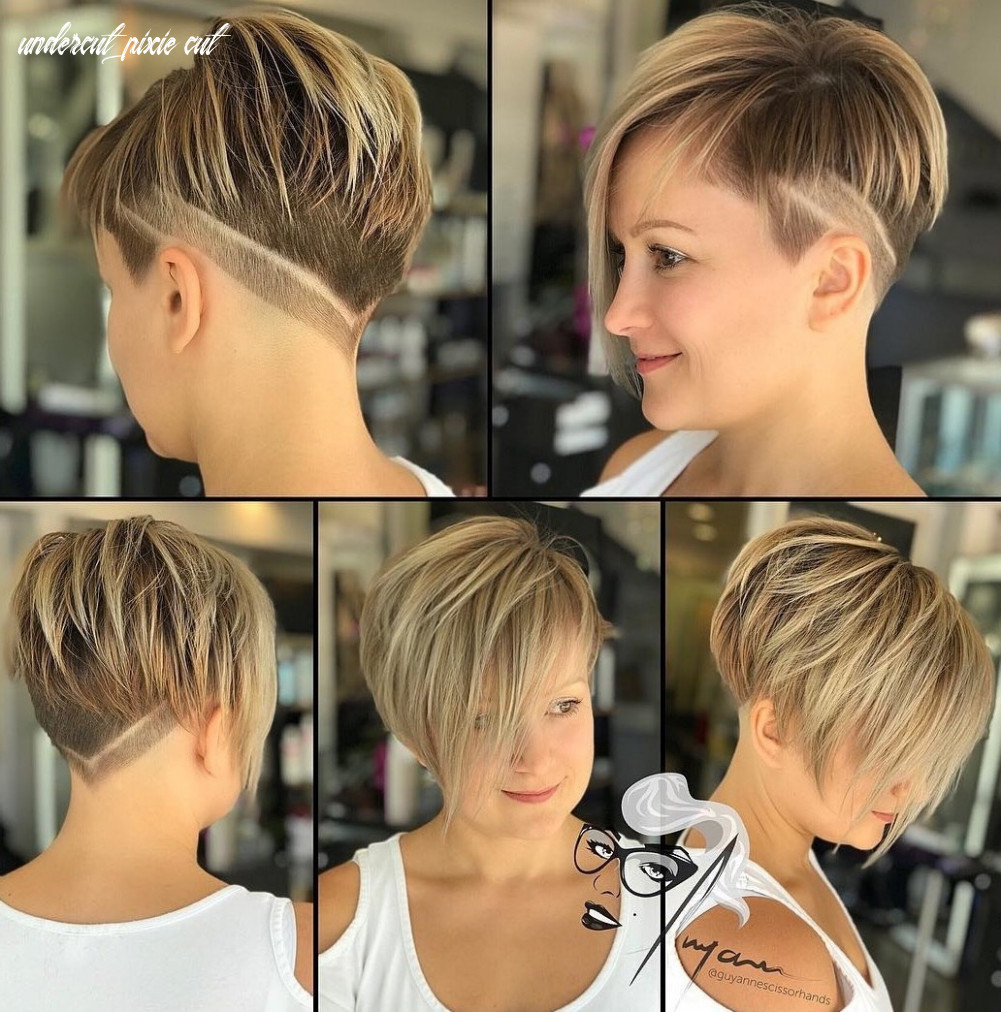 11+ Charming Long Pixie Cuts for Any Taste Source - ChecoPie