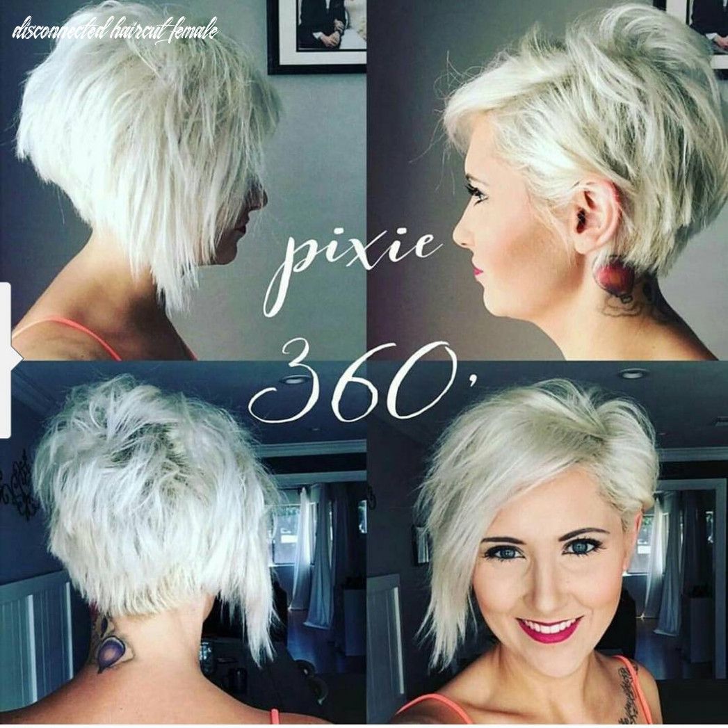11 Choppy Haircuts for Short Hair in Crazy Colors 11