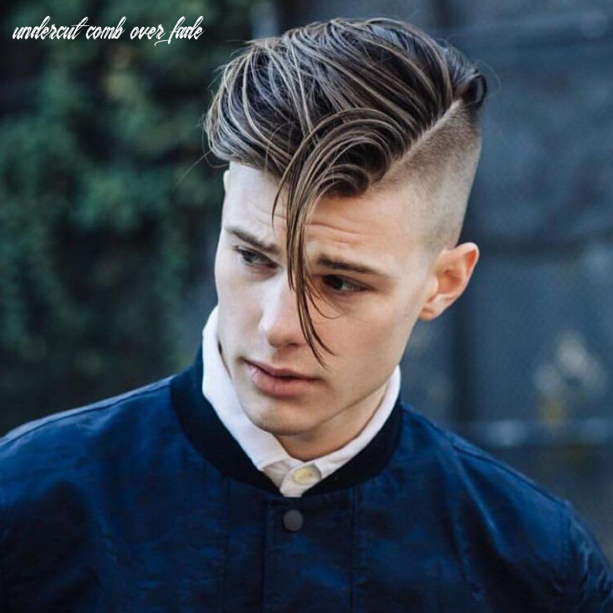 11 comb over fade haircuts for 11 | cool hairstyles for men