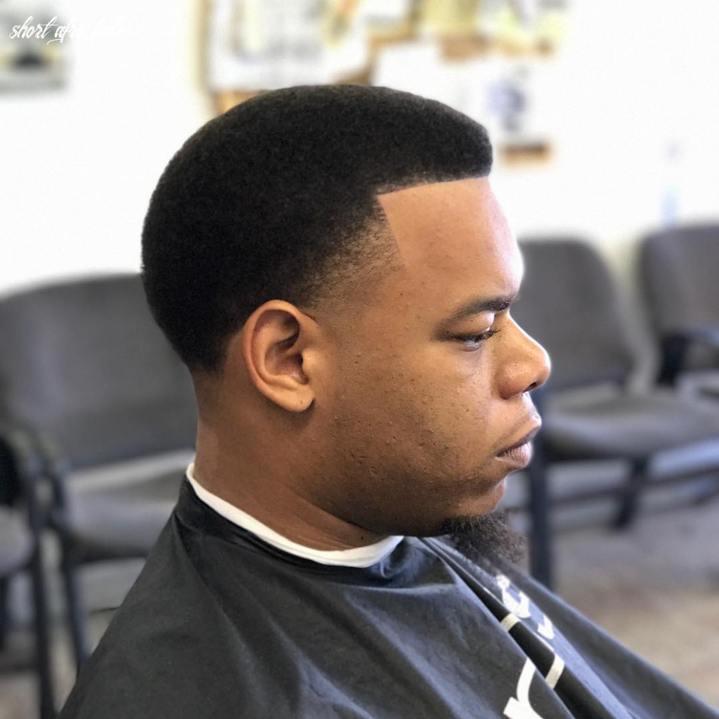 11 cool haircuts for black men (11 update) short afro fade