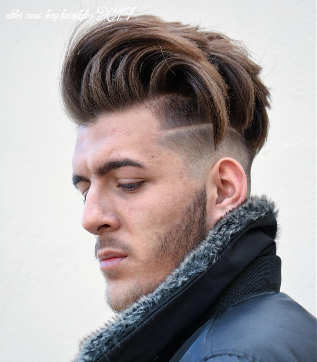 11 Cool Men's Hairstyles + Men's Haircuts For 11