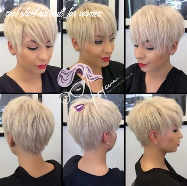 11 cool short hairstyles & new short hair trends! women haircuts
