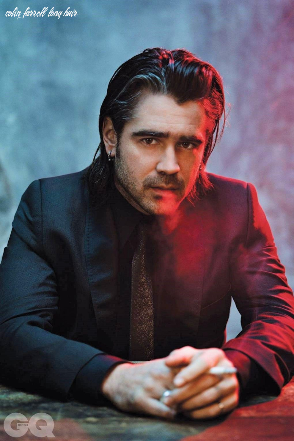 11 coolest long hairstyles for men (11 update   colin farrell