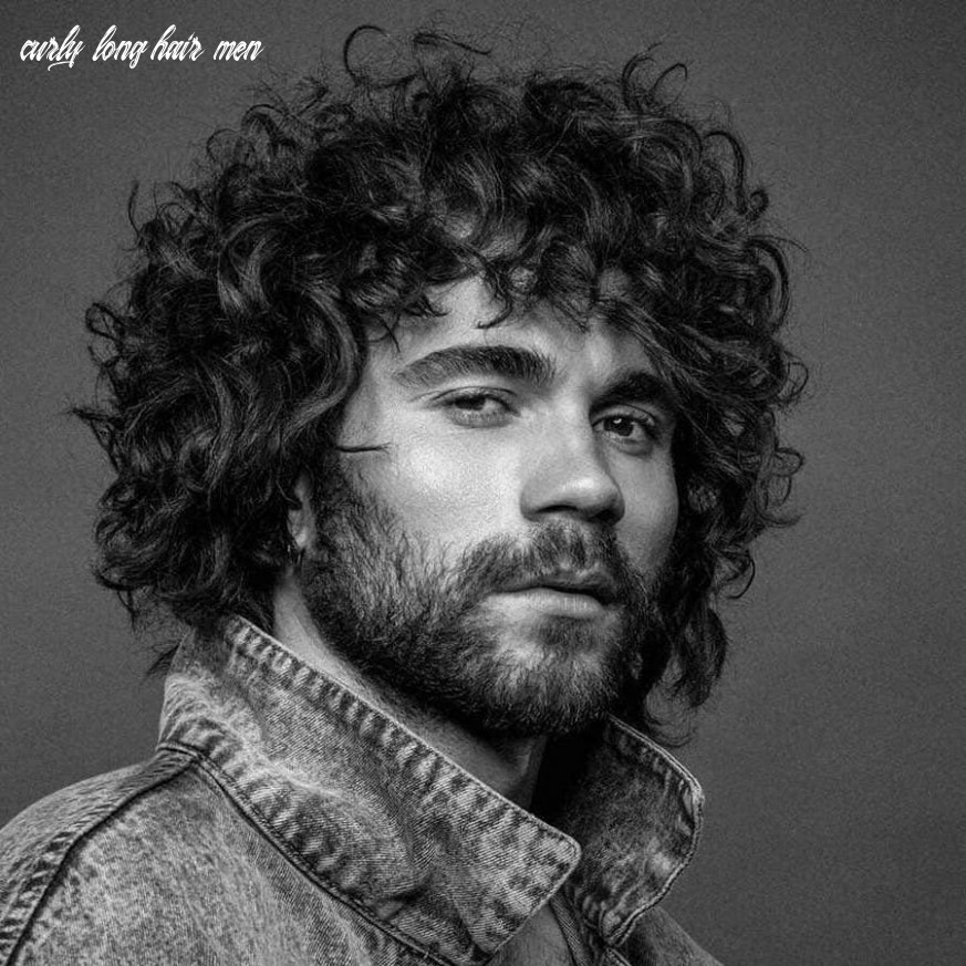 11+ Curly Hair Men's Haircuts + Hairstyle Ideas For Men (Ultimate ...