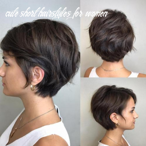 11 cute and easy to style short layered hairstyles cute short hairstyles for women