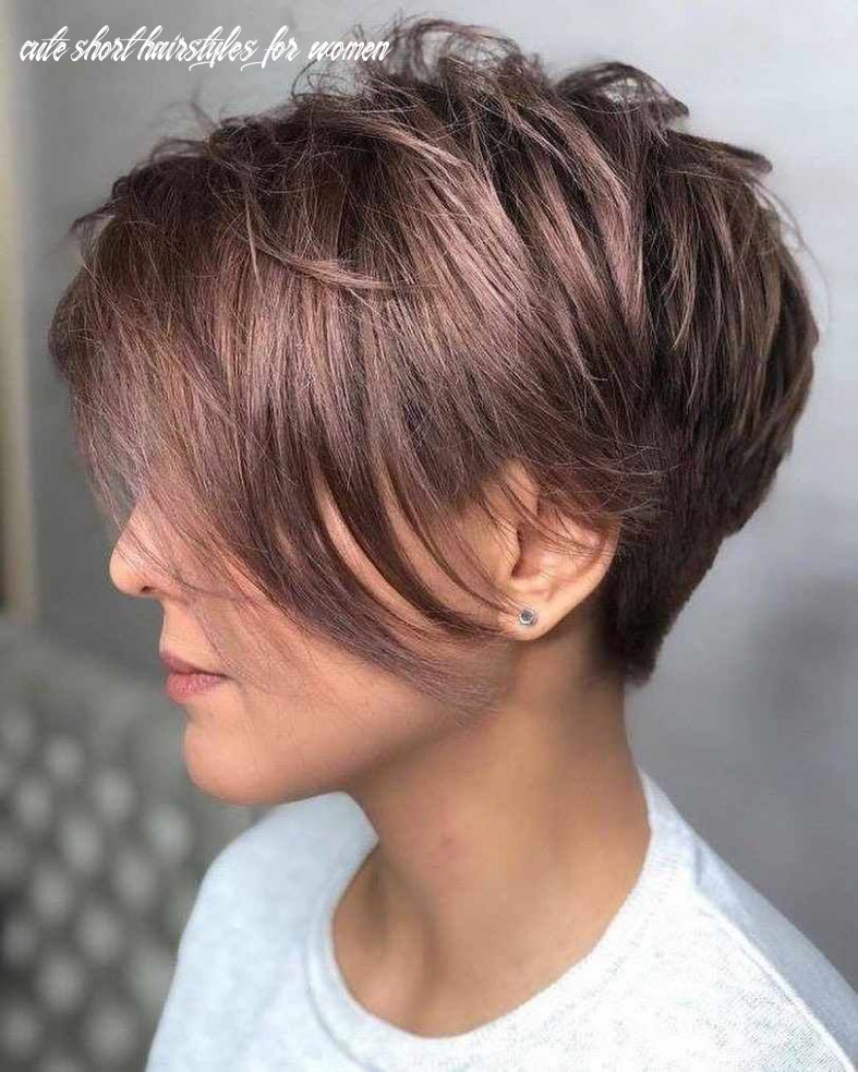 11 cute short haircuts for women 11 | haarschnitte für feines