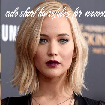 11 Cute Short Haircuts for Women 11 - Short Celebrity Hairstyles