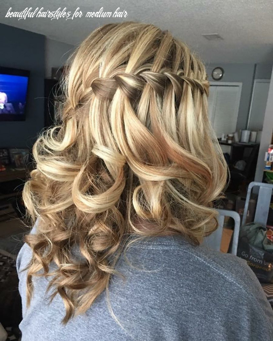 11 Cutest Prom Hairstyles for Medium Length Hair for 11