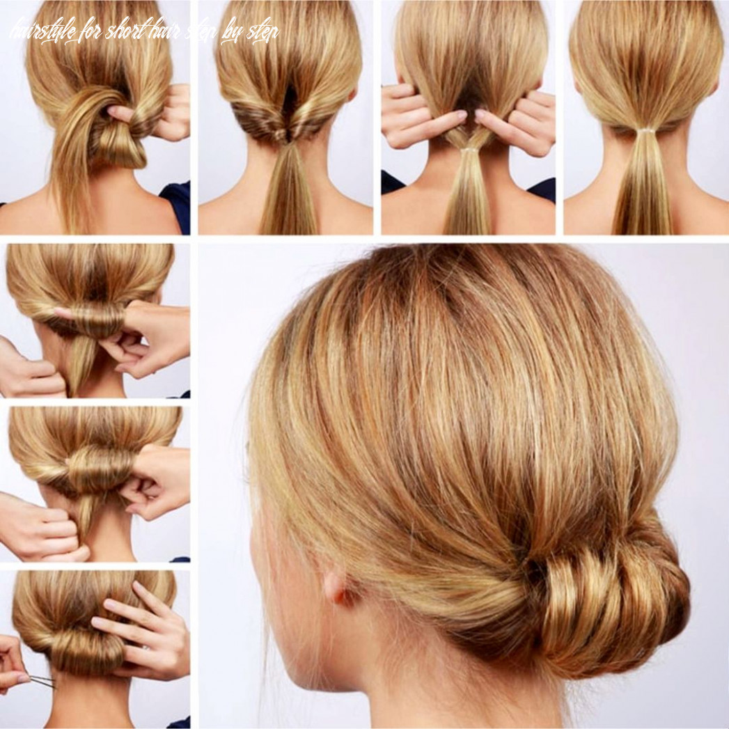 11 easy lazy girl hairstyle ideas {step by step video tutorials