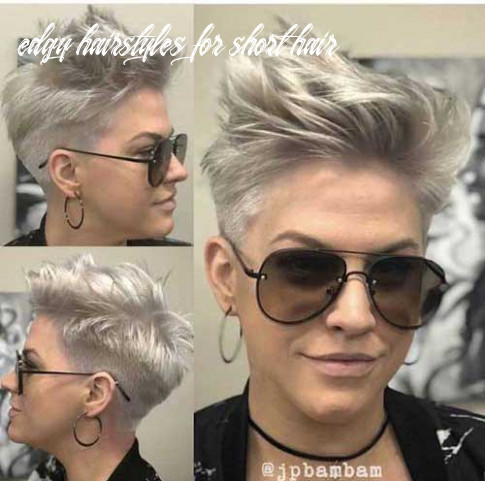 11 edgy short hairstyles and haircuts crazyforus edgy hairstyles for short hair