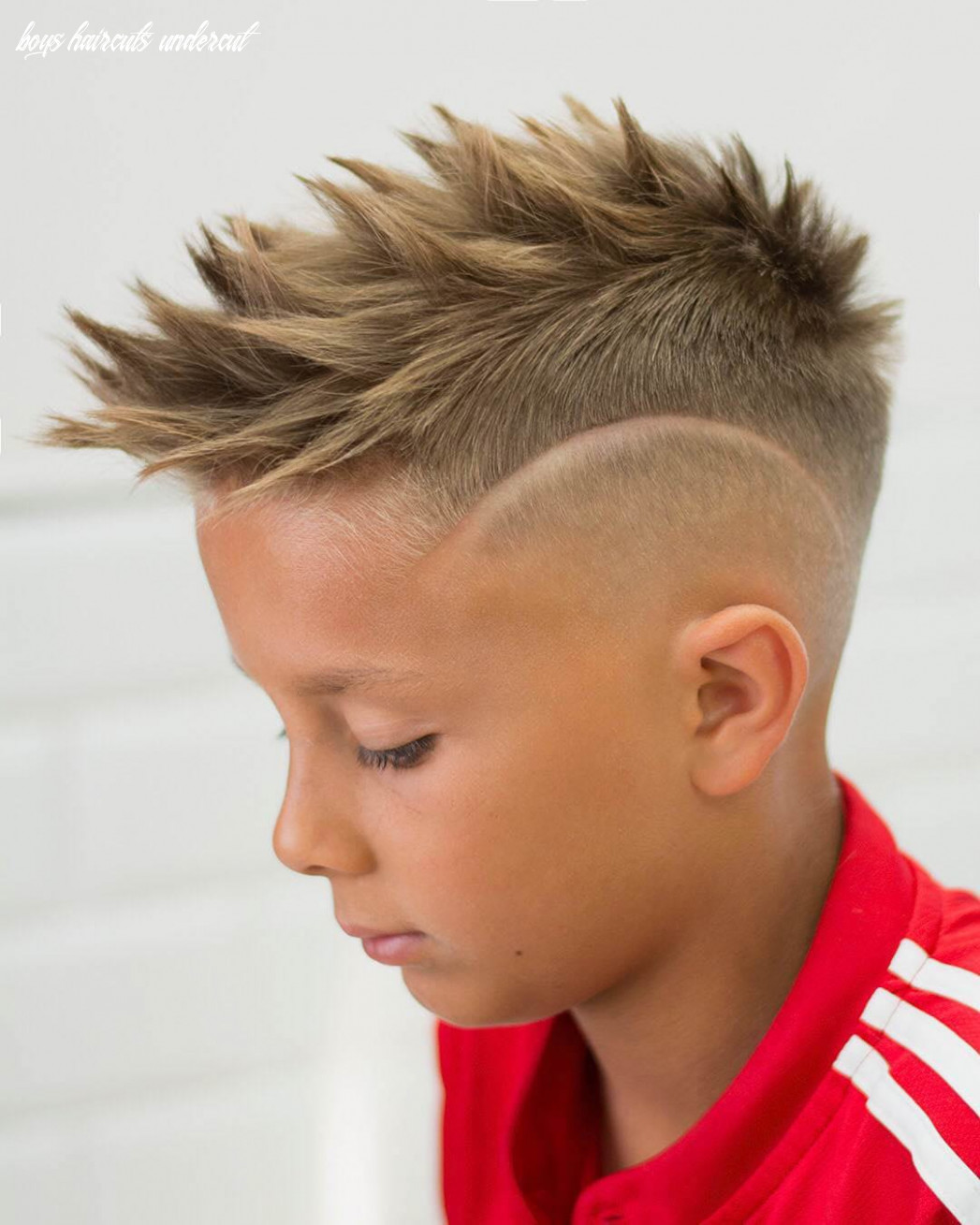 11 excellent school haircuts for boys styling tips boys haircuts undercut