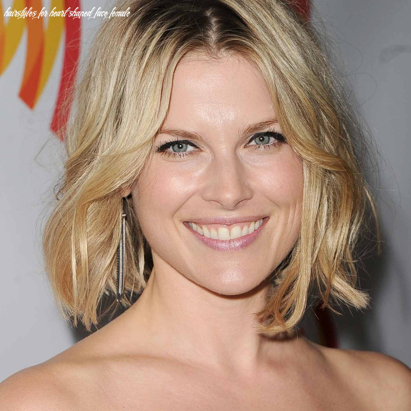 11 Flattering Hairstyles for Heart-Shaped Faces