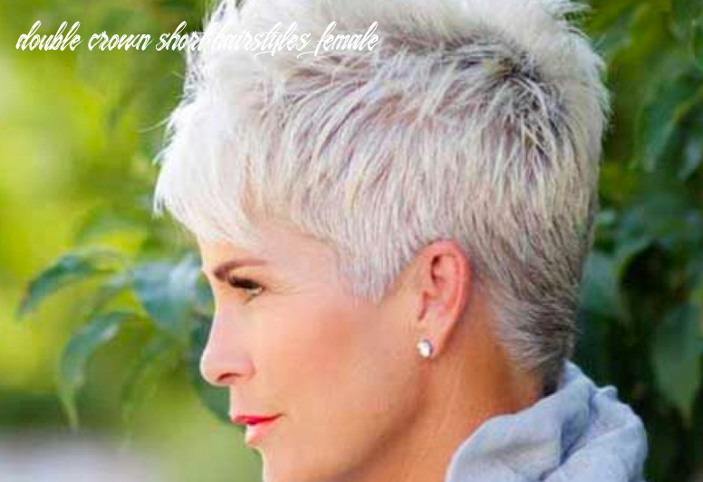 11 Flattering Short Haircuts for Older Women in 11
