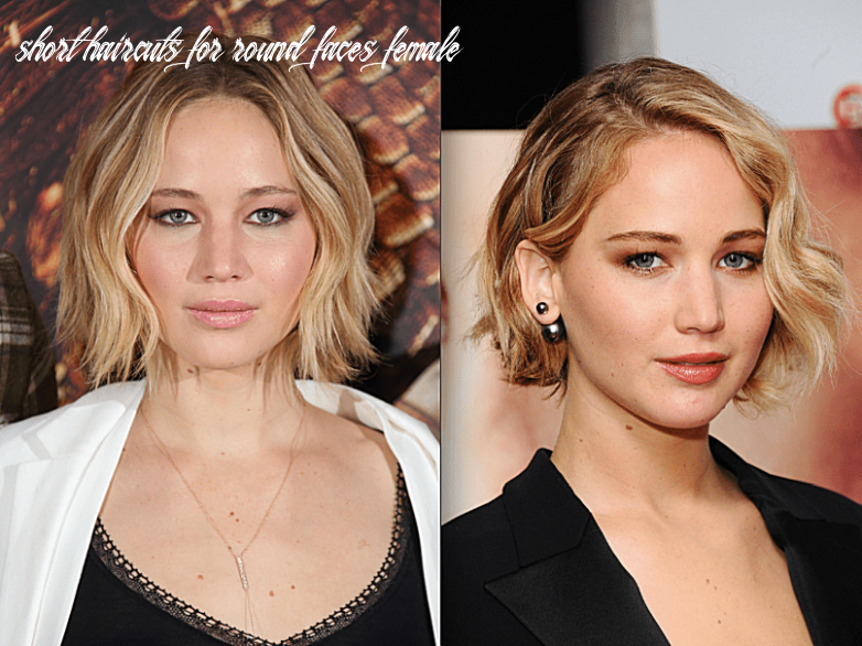 11 flattering short hairstyles for round face shapes short haircuts for round faces female