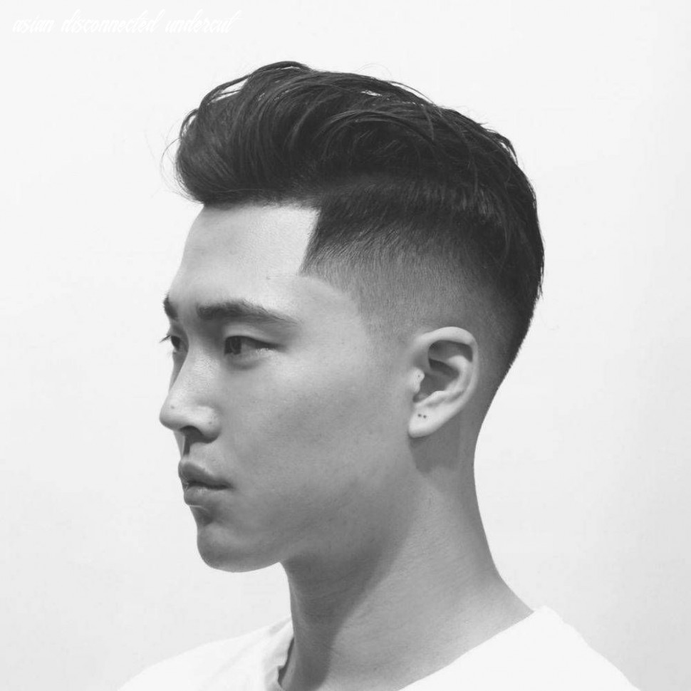 11 fresh disconnected undercut haircuts for men in 11 | asian