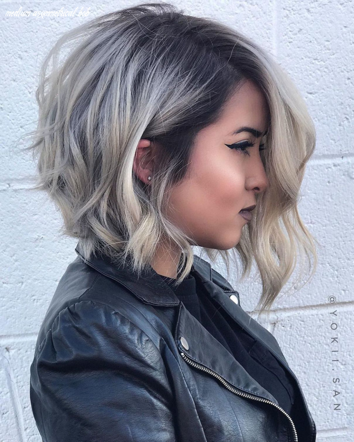 11 fun and flattering medium hairstyles for women in 11