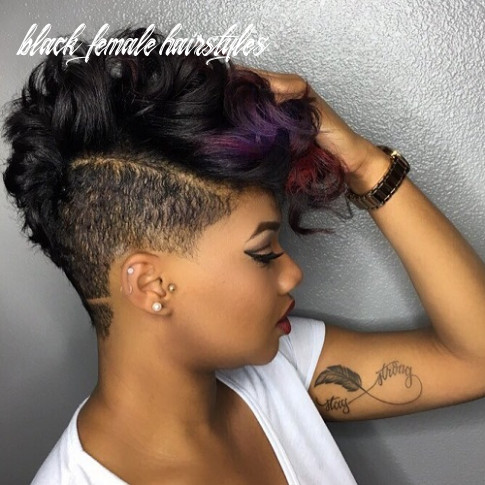 11 great short hairstyles for black women – therighthairstyles black female hairstyles