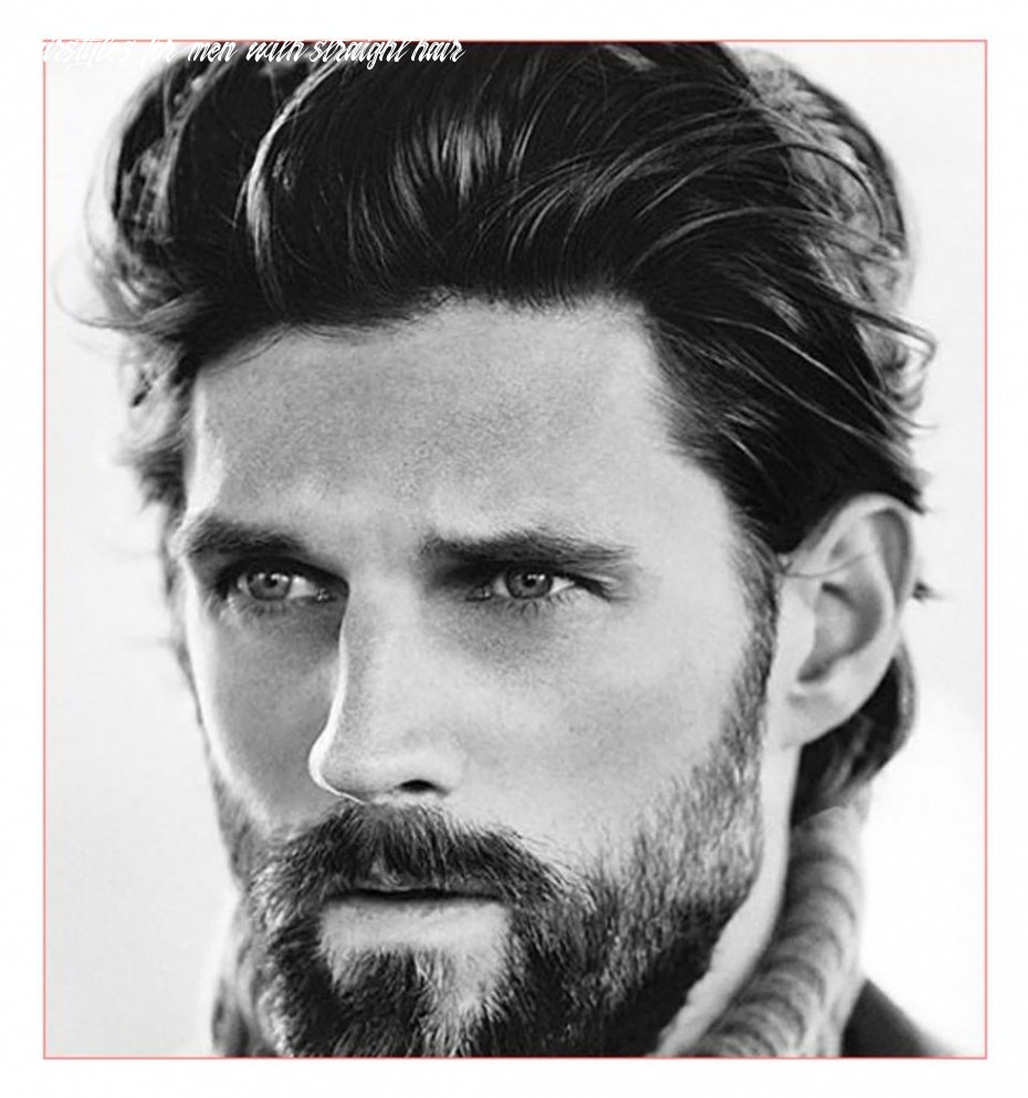 11 [ hairstyle for straight hair men ] | hairstyle men straight