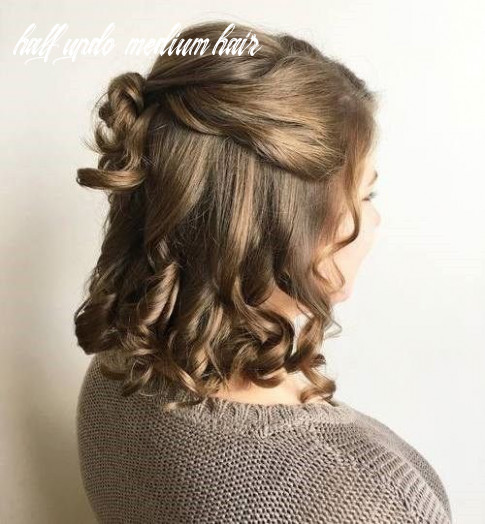 11 half updos for your perfect everyday and party looks | medium