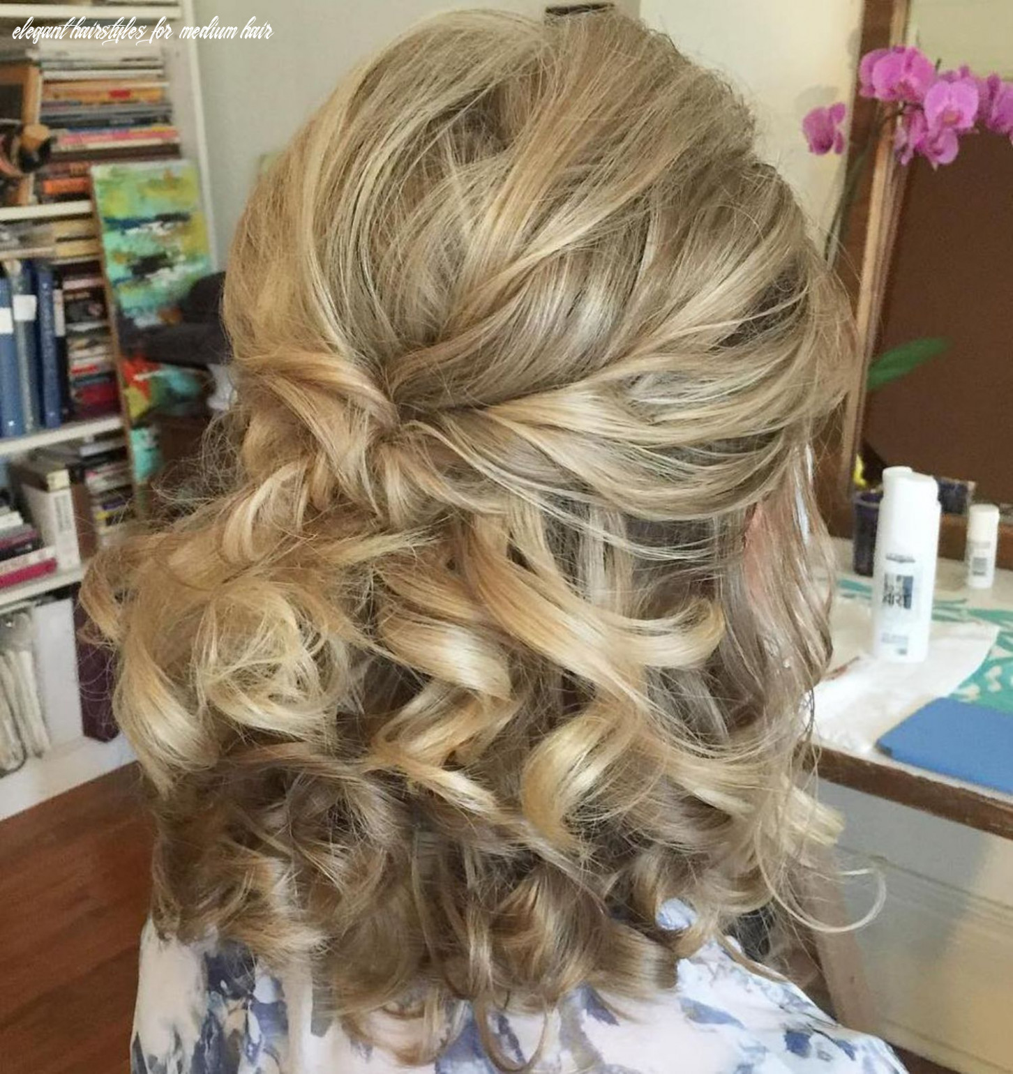 11 half updos for your perfect everyday and party looks   mother