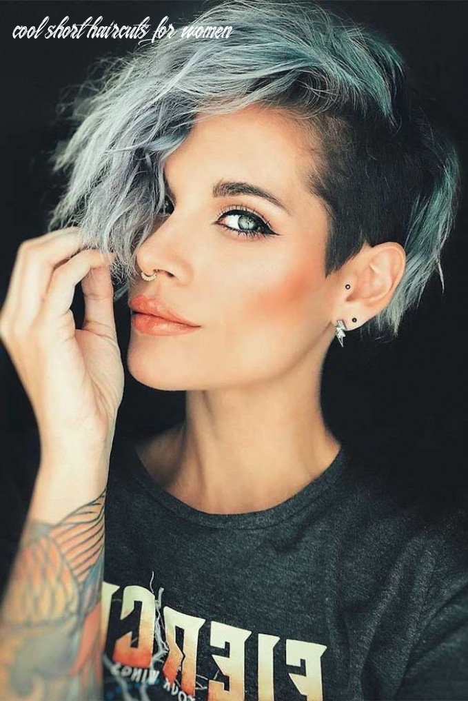 ▷ 11 ideas for beautiful and elegant short haircuts for women