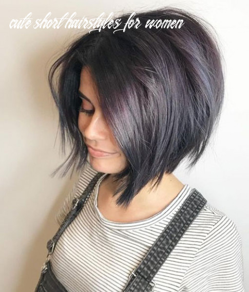 11 latest short haircuts for women 11 cute short hairstyles for women