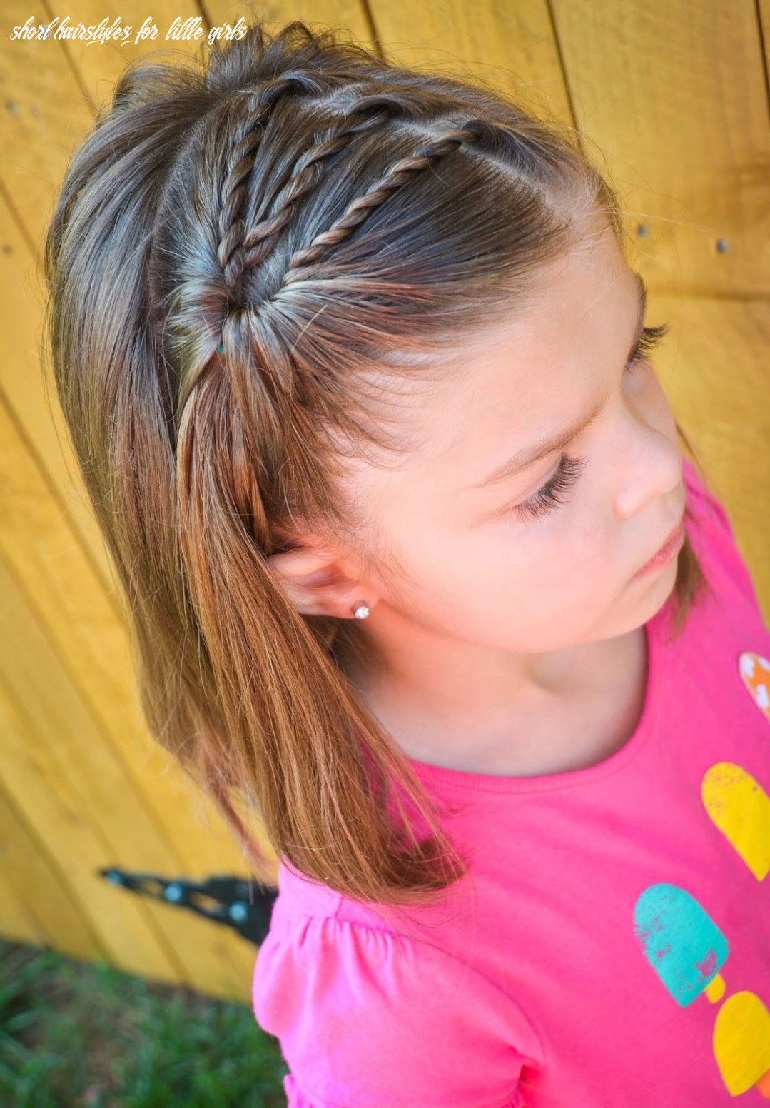 11 Little Girl Hairstyles…you can do YOURSELF! | Kids hairstyles ...