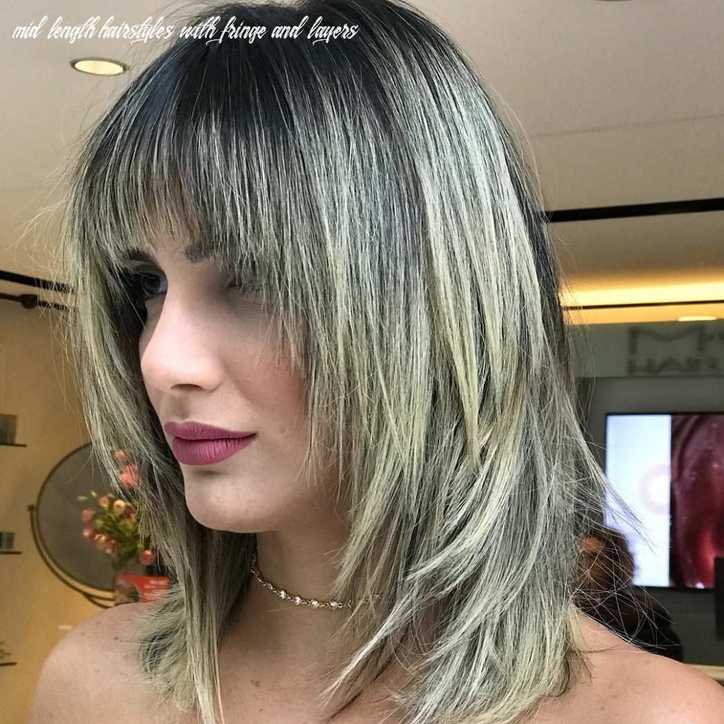11 medium shag haircuts for all hair types hair adviser mid length hairstyles with fringe and layers