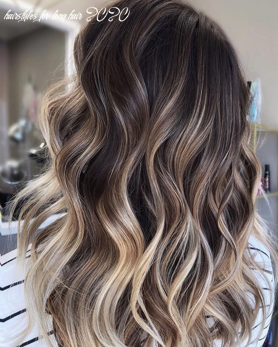 11 medium to long hair styles ombre balayage hairstyles for