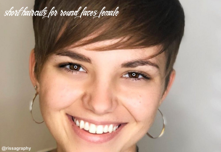 11 most flattering short hairstyles for round faces in 11 short haircuts for round faces female