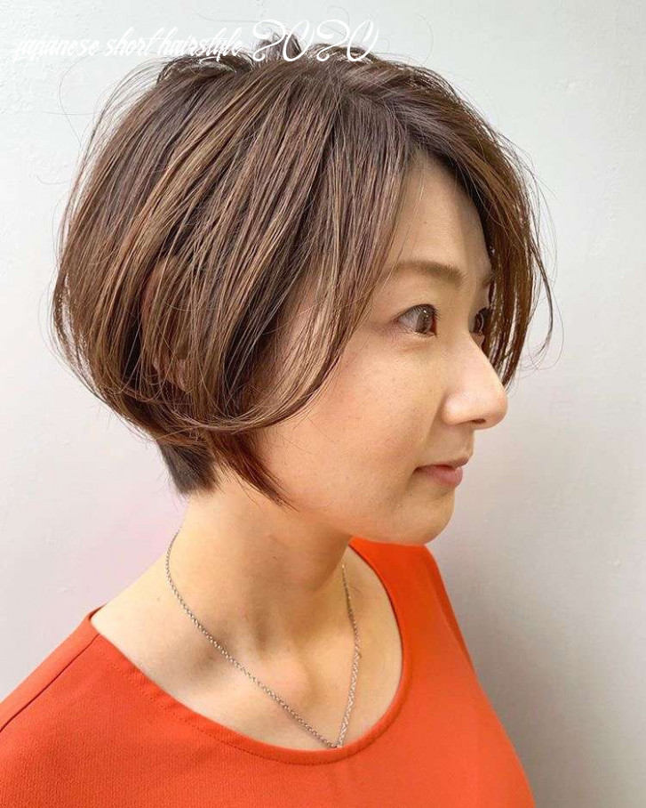 11 most remarkable japanese haircuts 11 japanese short hairstyle 2020