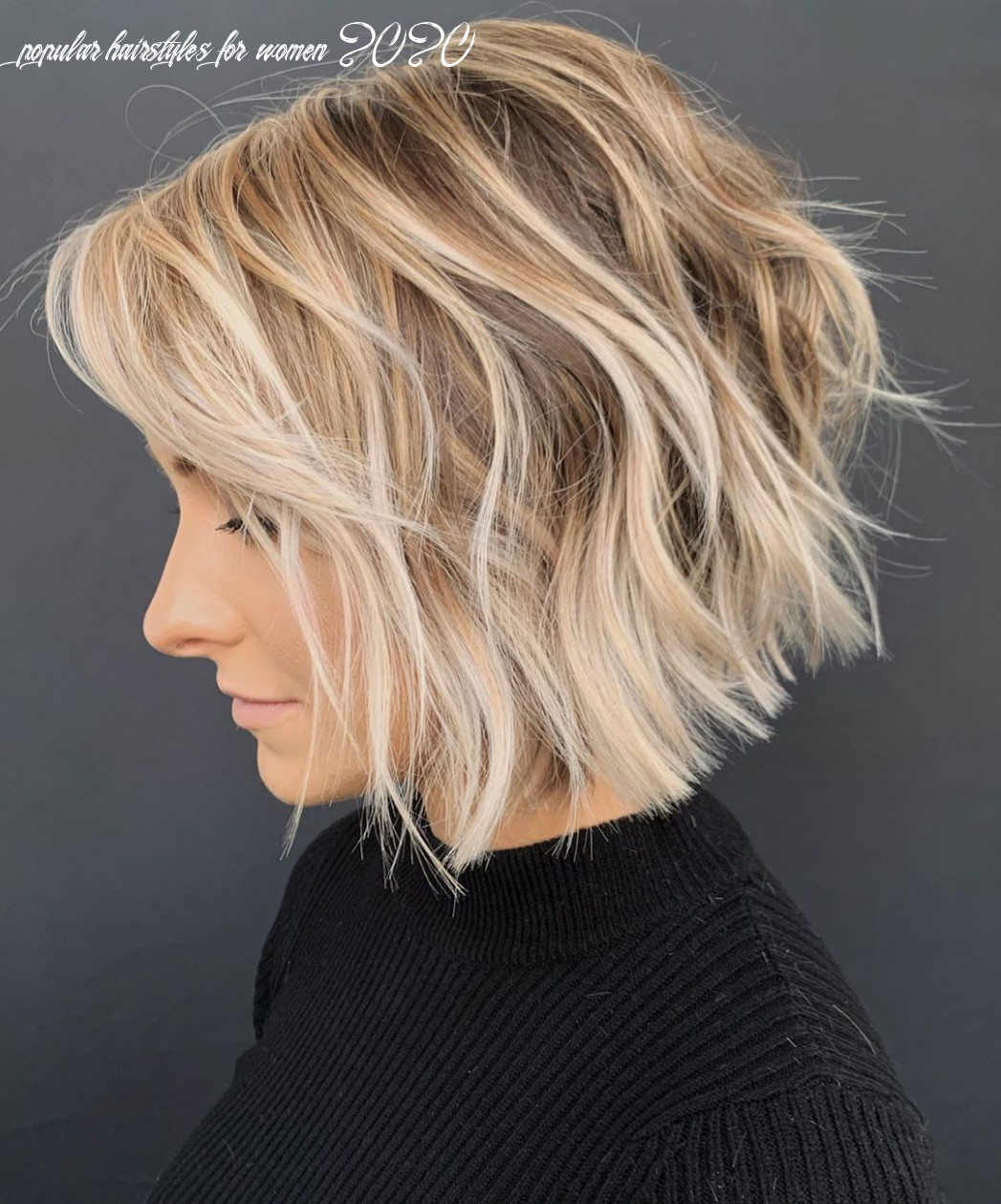 11 newest haircut ideas and haircut trends for 11 hair adviser popular hairstyles for women 2020