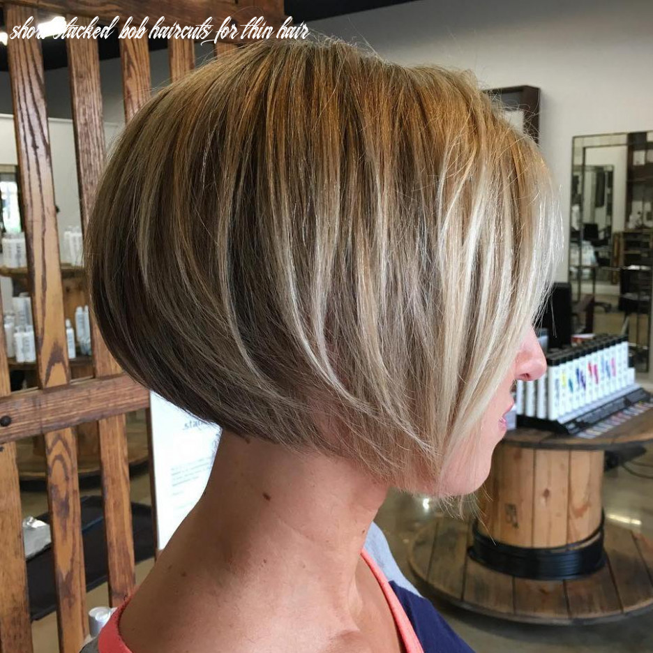 11 on trend bob haircuts for fine hair in 11 hair adviser short stacked bob haircuts for thin hair